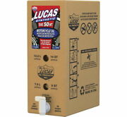 Lucas Oil High-performance Synthetic Motorcycle Engine Oil
