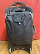Osprey Hiking Backpack 100l Sojourn With Wheels Size Large