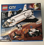 Lego 60226 City Space Mars Research Shuttle - New - Packed Well - Free Shipping