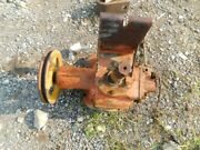 Allis Chalmers B Tractor Rear Pto W/ Housing And Pulley Tag 026