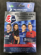 2021 Official Nwsl Hanger Box Premier Edition. Shipping First Class Usps