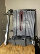 Shopsmith Mark V 500 To 510 Basic Upgrade Main Table, Fence, Carriage And Bumper