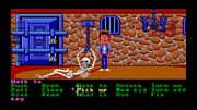 Lucas Film Games Maniac Mansion 1987 For Apple Iie Iic Requires 128k Ram