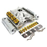Superstreet Series Cylinder Head Top End Engine Combo Kit Ford Small Block V8