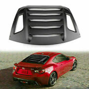 Rear Window Louver Sun Shade Cover Fit For 2013-2018 Scion Fr-s/toyota Gt86 Zx