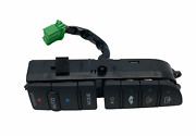 2004-2008 Acura Tl Front Right Ac Heater Temperature Climate Control Switch Oem