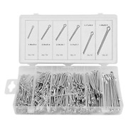 555pcs 6 Kinds Of Sizes Cotter Pin Assortment Kit Mechanical Hitch Hair Tractor