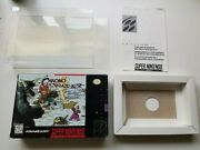 Chrono Trigger - Super Nintendo - Box Only W/protector - Iconic Snes Rpg