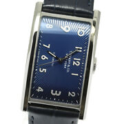 Tiffanyandco. East West 36813946 Navy Dial Automatic Menand039s Watch_631533