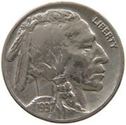 United States Nickel 1937 A61 555
