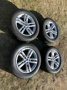 Ford Explorer 18 Wheels And 235 60 18 Champiro Icepro Suv Tires 3k Miles 2010+