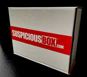Funko Pop Suspicious Branded T-shirt And Accessories. Not A Mystery Box