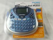 New Dymo Letratag Lt-100t Personal Label Maker Portable Sealed