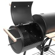 Outdoor Charcoal Bbq Grill Meat Smoker For Patio Backyard