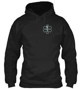 House Calls. Classic Pullover Hoodie - Poly/cotton Blend By Trauma Junkie