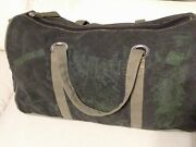 New True Religion Canvas Duffle Bag Army Green. Nice Graphics