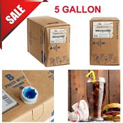 5 Gallon Bag In Box Diet Cola Beverage Bar Hotel Fast Food Soda Syrup Drink Mix