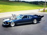 1970 Ford Mustang Pro Street Mach1 1970 Ford Mustang