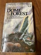The Dome In The Forest Paul O. Williams 1981 Random House First Edition Vintage