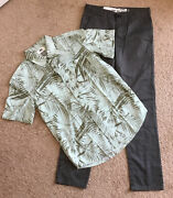 Lot Of 2 Boys Clothes Size 10-12