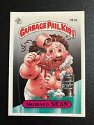 Garbage Pale Kids Shorned Sean 161a 1986 Topps Chewing Gum Inc.