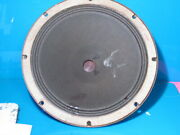 Zenith Radio Speaker 49-208ab 10and039and039 Off Model 6s-362 Will Fit Others