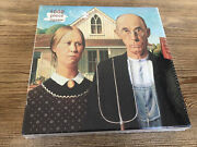 New American Gothic Grant Wood 1000 Piece Jigsaw Puzzle