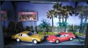 The Persuaders Smts Roger Moore Aston Martin And Tony Curtis Kyosho Dino 246
