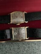Mens Vintage Wind Up Watches