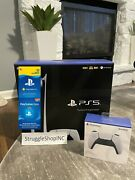 Sony Playstation 5 Ps5 Digital Edition In Hand Ships Today Trusted Seller