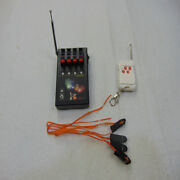 Radio Fire 4 Cues Remote Festival Switch Wireless Stage-fireworks Firing System