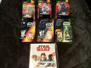 Star Wars Figurines Collectors Combo Pack Of 9
