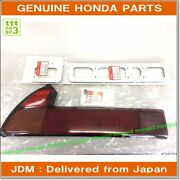 Honda Acura Nsx Na1 Na2 Genuine Jdm Tail Lens Packing Left And Right Set