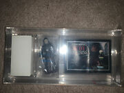 Vintage Star Wars Afa Graded The Emperor U80nm Bagged/box/toy Figures Weapon Cv