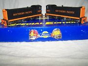 Athearn Se Ho S12 Diesel Locomotives Southern Pacifickit/dc