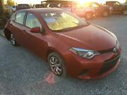 2016 Toyota Corolla Front End Assembly Clip