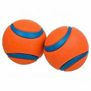 Canine Hardware Ultra Ball, Large, 3-inch, 2-pack