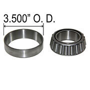 Bearing Fwd Tapered Roller Mercury 135-225hp 2.0 2.4 2.5l 31-78172a1