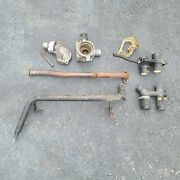 Vw Vanagon Waterboxer 1.9 Cooling System Lot Thermostat Housing Pipes Wbx