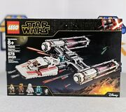 New Lego 75249 Star Wars The Rise Of Skywalker Resistance Y-wing Starfighter