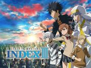 Certain Magical Index 2 - Poster A0-a4 Film Movie Picture Art Wall Decor