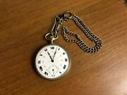 Vintage Pocket Watch Doxa Medaille D'or, Milan 1906 Hors Concourse Liege-1905