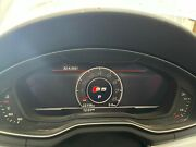 17-19 Audi S5 Rs5 S4 A4 A5 Active Instrument Cluster Speedometer Oem 22k👍