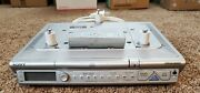 Sony Under The Cabinet Radio And Cd Player Icf-cd543rm