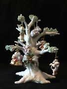 Lenox Hundred Acre Wood Winnie The Pooh Christmas Tree With 10 Ornaments