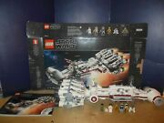 Lego Star Wars Tantive Iv 75244 100 With Box, Manual And All Figures