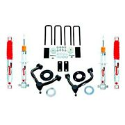 For Chevy Silverado 1500 19-20 Rancho 3 Front And Rear Suspension Lift Kit