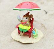 Wee Forest Folk M-708 Perfect Beach Day