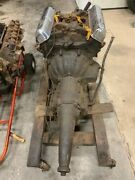 Complete Engine-63 Ford 352 W Tran.