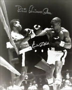 Rubin Hurricane Carter - Autographed Signed Photograph With Co-signers